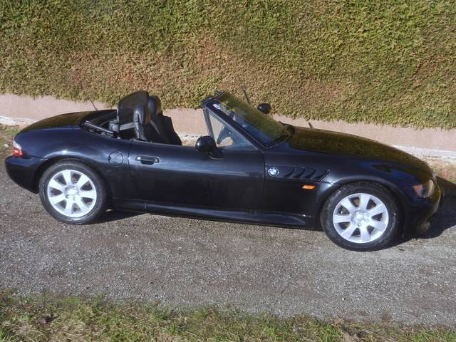 verkauft bmw z3 1 8 gebraucht 1997 km in bad hall. Black Bedroom Furniture Sets. Home Design Ideas