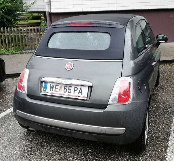 verkauft fiat 500c 1 2 lounge cabrio gebraucht 2013 km in wels. Black Bedroom Furniture Sets. Home Design Ideas