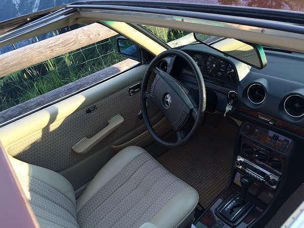 verkauft mercedes 280 sportwagen cou gebraucht 1978. Black Bedroom Furniture Sets. Home Design Ideas