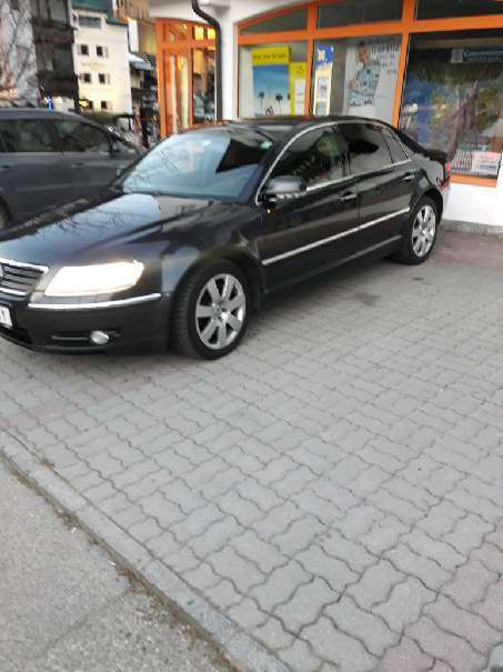 verkauft vw phaeton 3 0 tdi 4motion li gebraucht 2005 km in schwaz. Black Bedroom Furniture Sets. Home Design Ideas