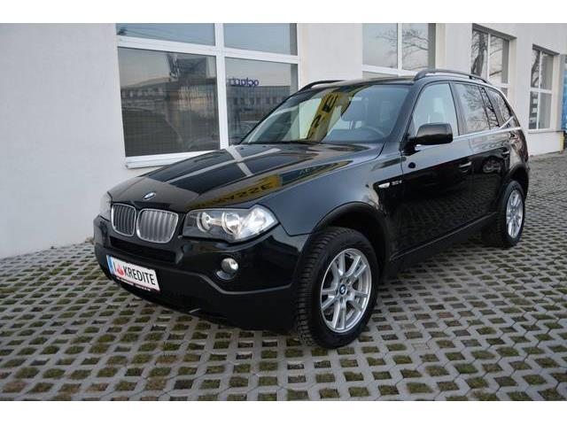 verkauft bmw x3 3 0d aut gebraucht 2006 km in wien. Black Bedroom Furniture Sets. Home Design Ideas