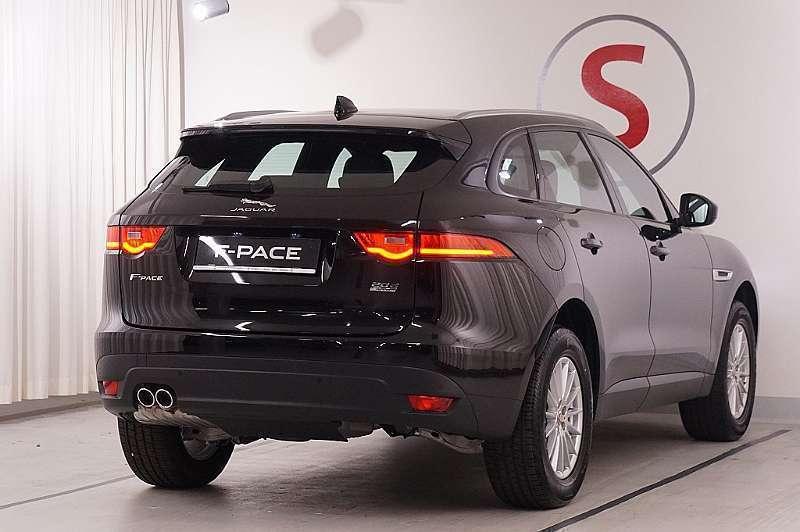 verkauft jaguar f-pace 20d awd pure | ., gebraucht 2018, 100 km in wien