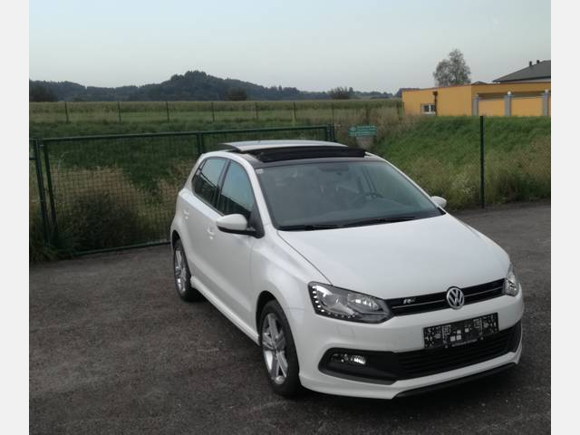 verkauft vw polo 4sports 1 2 r line gebraucht 2013 km in naarn. Black Bedroom Furniture Sets. Home Design Ideas