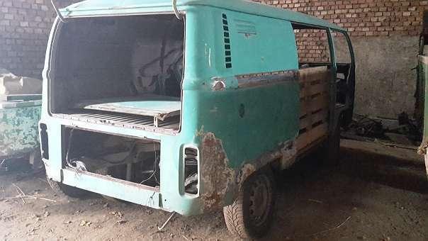 verkauft vw t2 kastenwagen gebraucht 1972 km in. Black Bedroom Furniture Sets. Home Design Ideas