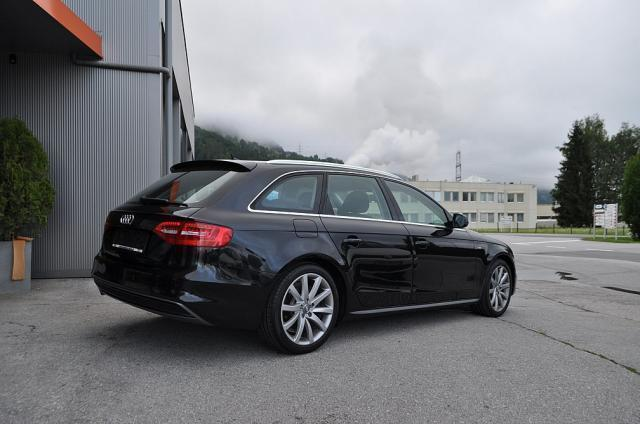verkauft audi a4 avant 2 0 tdi s line gebraucht 2014 km in liezen. Black Bedroom Furniture Sets. Home Design Ideas
