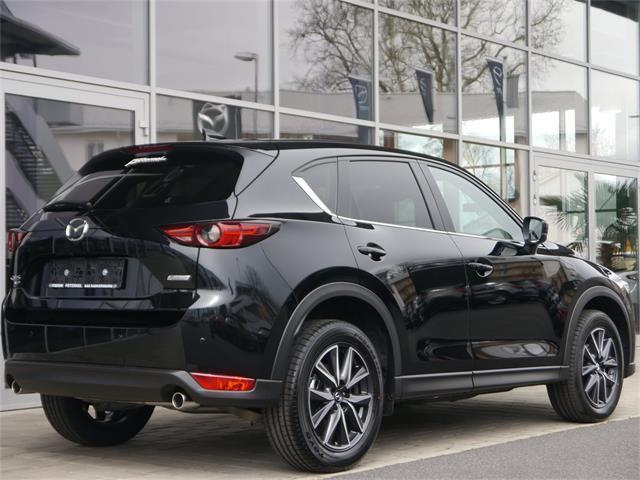 verkauft mazda cx 5 cd175 awd revoluti gebraucht 2018 5. Black Bedroom Furniture Sets. Home Design Ideas