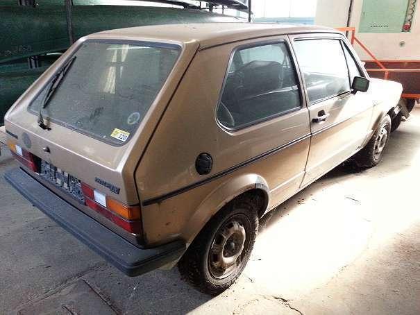 Verkauft Vw Golf 15 Lx Gebraucht 1983 241484 Km In Waidhofen An