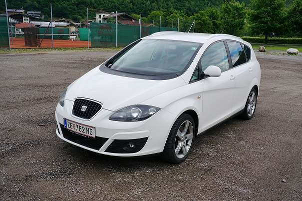 verkauft seat altea xl sport 1 9 tdi d gebraucht 2010 km in krimml. Black Bedroom Furniture Sets. Home Design Ideas