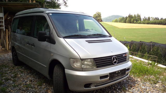 verkauft mercedes vito 112 cdi marco gebraucht 2003 km in weiz. Black Bedroom Furniture Sets. Home Design Ideas