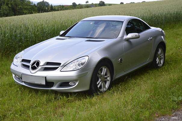 verkauft mercedes slk200 slk klassecab gebraucht 2005 km in ybbs an der donau. Black Bedroom Furniture Sets. Home Design Ideas
