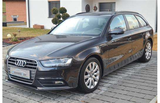 verkauft audi a4 avant 2 0 tdi fleet a gebraucht 2013 km in. Black Bedroom Furniture Sets. Home Design Ideas