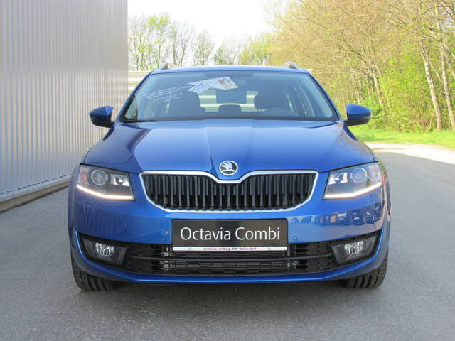 verkauft skoda octavia combi 1 6 tdi s gebraucht 2016 km in wolkersdorf. Black Bedroom Furniture Sets. Home Design Ideas