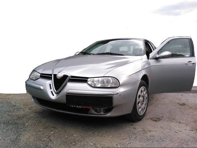gebraucht 1 6 twin spark progression limousine alfa romeo 156 2002 km in villach land. Black Bedroom Furniture Sets. Home Design Ideas