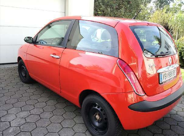 verkauft lancia ypsilon y klein kom gebraucht 2006 km in timelkam. Black Bedroom Furniture Sets. Home Design Ideas