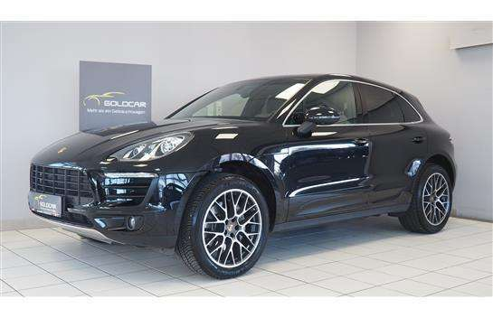 verkauft porsche macan s 3 0 19 zoll r gebraucht 2014. Black Bedroom Furniture Sets. Home Design Ideas