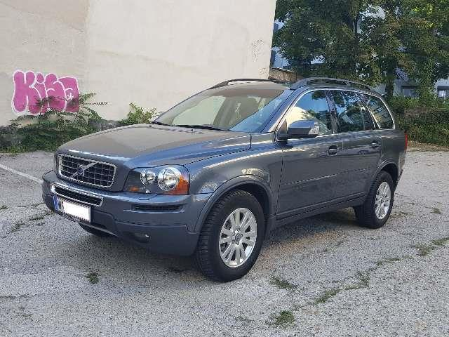 verkauft volvo xc90 d5 awd 7 sitzer ne gebraucht 2007 km in wien. Black Bedroom Furniture Sets. Home Design Ideas
