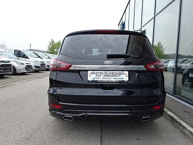 verkauft ford s max st line 2 0 tdci a gebraucht 2016 km in schl sslberg. Black Bedroom Furniture Sets. Home Design Ideas