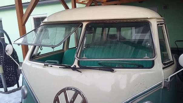 gebraucht bully 1966 23 fensterbus dachfenster kombi vw t1 1966 km in. Black Bedroom Furniture Sets. Home Design Ideas