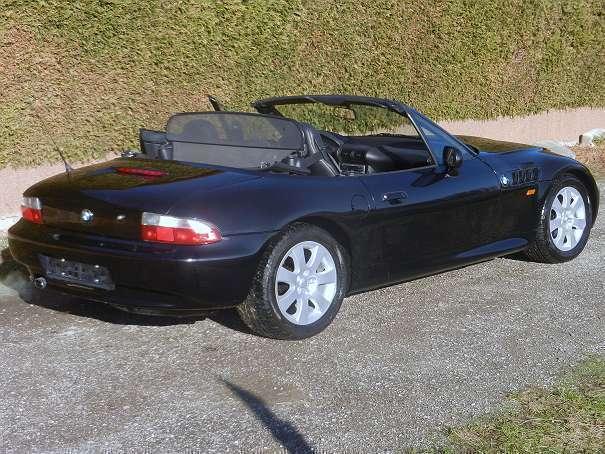 verkauft bmw z3 1 8 cabrio roadster gebraucht 1997 km in bad hall. Black Bedroom Furniture Sets. Home Design Ideas