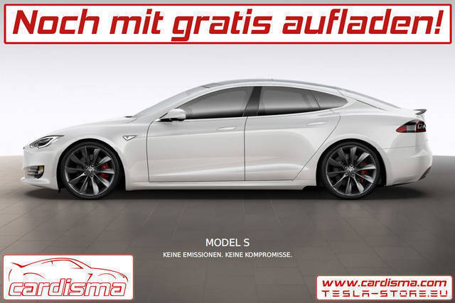 verkauft tesla model s p100d ludicrous gebraucht 2017 3. Black Bedroom Furniture Sets. Home Design Ideas