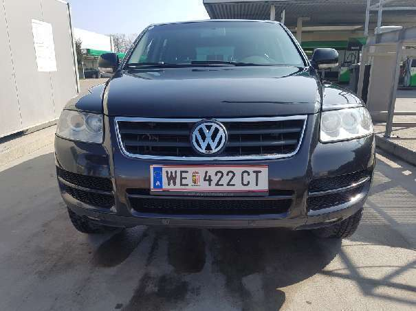 verkauft vw touareg suv offroad gebraucht 2005 km in wels. Black Bedroom Furniture Sets. Home Design Ideas
