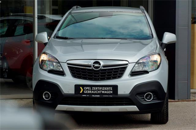 gebraucht 1 6 ecoflex edition start stop system suv offroad opel mokka 2016 km in. Black Bedroom Furniture Sets. Home Design Ideas