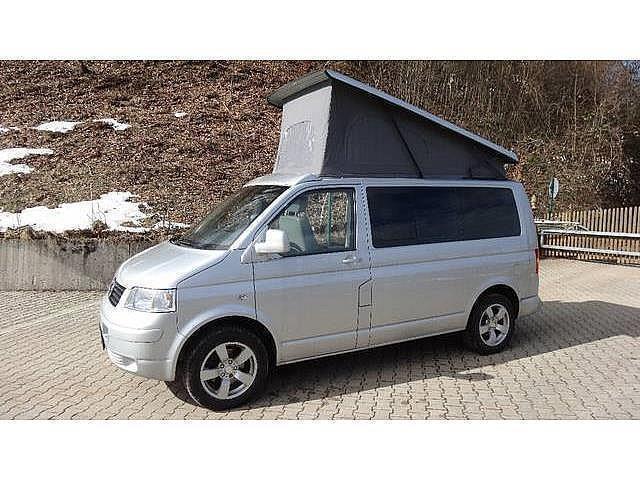 gebraucht transporter t5 t5 camper mit schlafdach wiemod 2009 van minivan vw california 2008. Black Bedroom Furniture Sets. Home Design Ideas