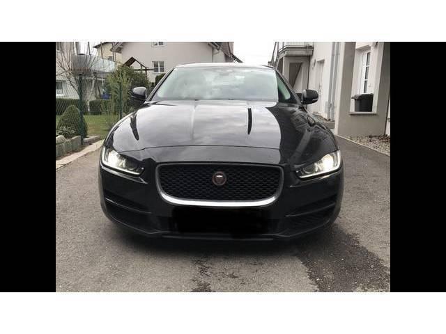 verkauft jaguar xe 20d prestige aut gebraucht 2015 184. Black Bedroom Furniture Sets. Home Design Ideas