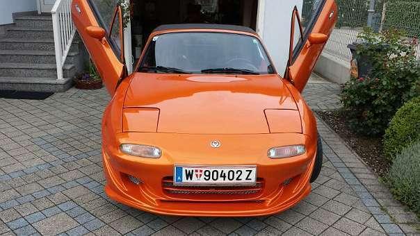 verkauft mazda mx5 cabrio roadster gebraucht 1995 123. Black Bedroom Furniture Sets. Home Design Ideas
