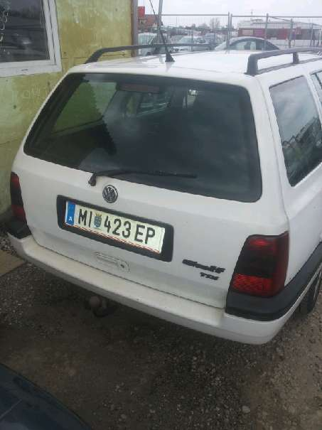 verkauft vw golf 1 9 tdi kombi gebraucht 1998 km in seyring. Black Bedroom Furniture Sets. Home Design Ideas