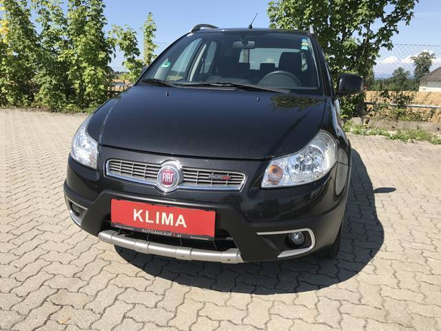 verkauft fiat sedici 2 0 jtd multijet gebraucht 2010 km in steyr. Black Bedroom Furniture Sets. Home Design Ideas