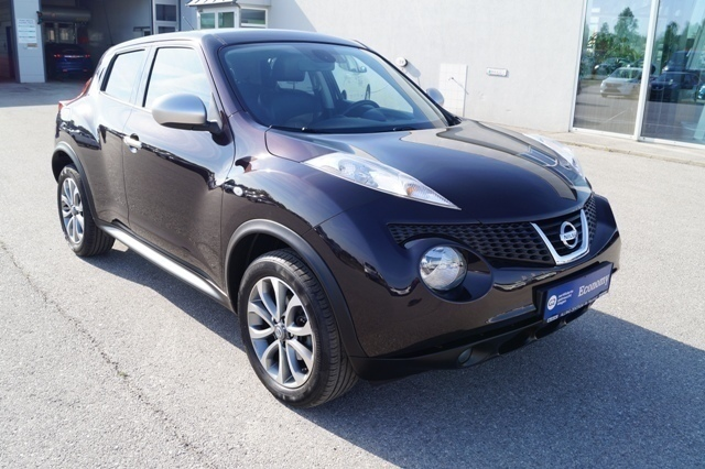 verkauft nissan juke 1 6 shiro gebraucht 2012 km. Black Bedroom Furniture Sets. Home Design Ideas