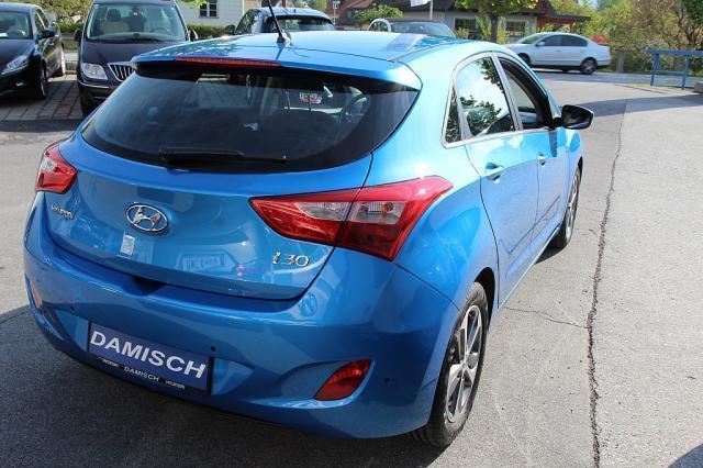Verkauft Hyundai I30 1 6 Crdi Start St Gebraucht 2015 3