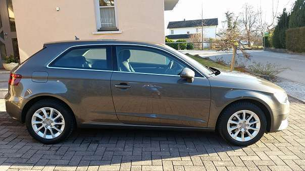 verkauft audi a3 1 6 tdi 105 ps limous gebraucht 2014 km in klaus. Black Bedroom Furniture Sets. Home Design Ideas