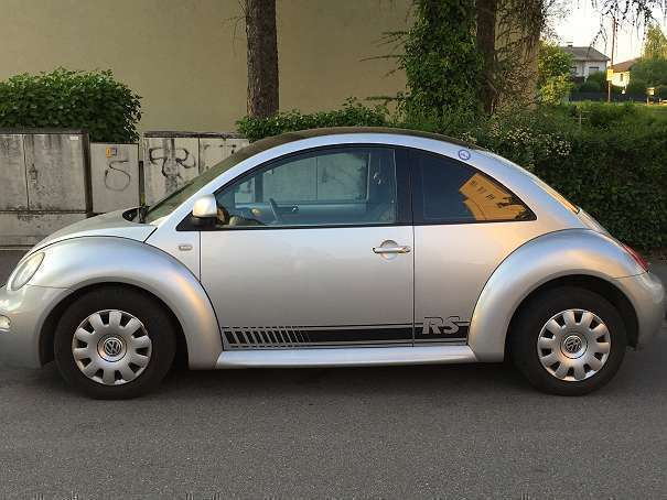 verkauft vw beetle 1 9 tdi kompakt gebraucht 1999 km in wels. Black Bedroom Furniture Sets. Home Design Ideas