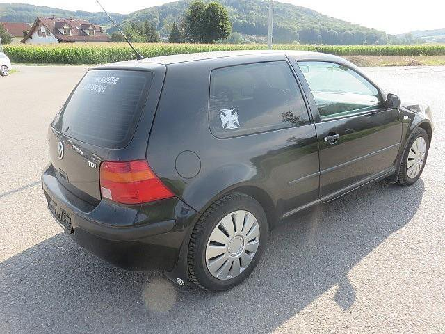 verkauft vw golf 25 tdi gebraucht 2000 km in. Black Bedroom Furniture Sets. Home Design Ideas