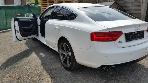 verkauft audi a5 sportback2.0 felgen+1., gebraucht 2013, 88.000 km