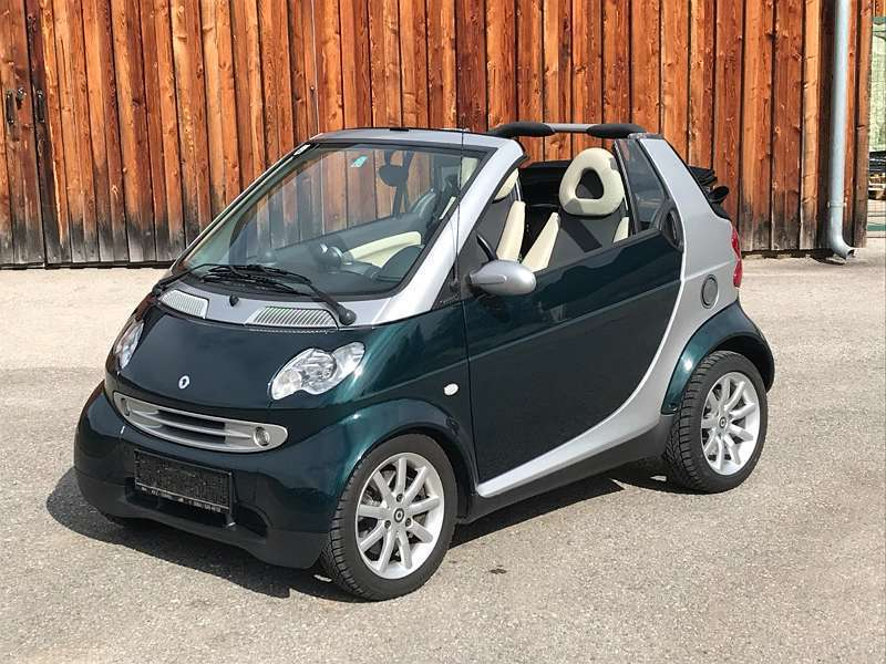 143 gebrauchte smart fortwo cabrio smart fortwo cabrio. Black Bedroom Furniture Sets. Home Design Ideas