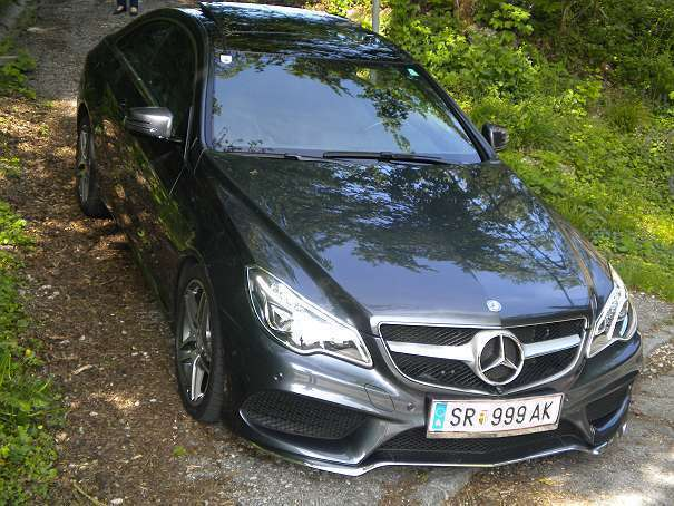 Verkauft Mercedes E200 E Klasse Coupe Gebraucht 2015 30 000 Km