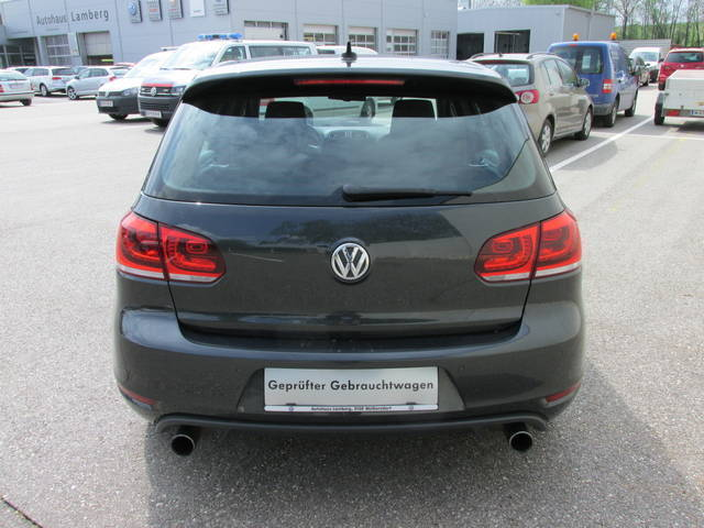 verkauft vw golf gti 2 0 dsg gebraucht 2010 km in. Black Bedroom Furniture Sets. Home Design Ideas