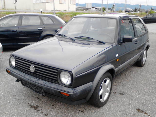 gebraucht 1 6 vw golf ii 1992 km in st p lten autouncle. Black Bedroom Furniture Sets. Home Design Ideas