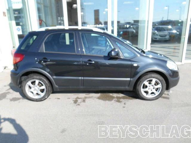 verkauft fiat sedici 1 9 jtd multijet gebraucht 2007 km in wien. Black Bedroom Furniture Sets. Home Design Ideas