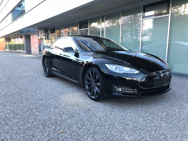 verkauft tesla model s 85kwh mit batt gebraucht 2013. Black Bedroom Furniture Sets. Home Design Ideas