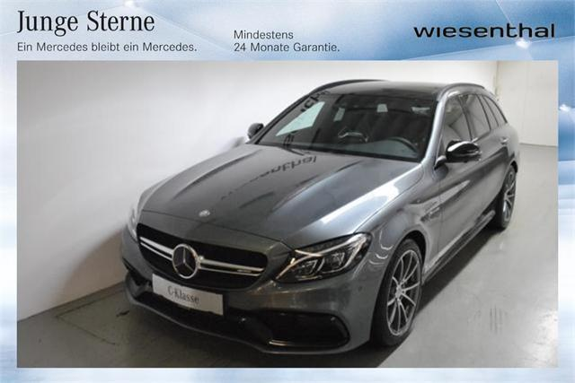 verkauft mercedes c63 amg amg t aut gebraucht 2017 100 km in wien. Black Bedroom Furniture Sets. Home Design Ideas