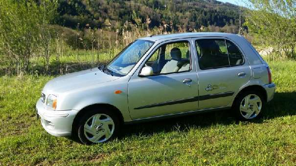 verkauft nissan micra maus automatic n gebraucht 2002 km in salzburg stadt. Black Bedroom Furniture Sets. Home Design Ideas