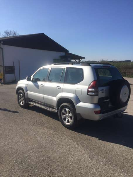 verkauft toyota land cruiser d4d suv gebraucht 2003 km in amstetten. Black Bedroom Furniture Sets. Home Design Ideas