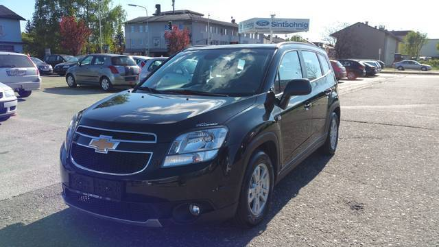 verkauft chevrolet orlando 1 8 ltz gebraucht 2013 km in klagenfurt. Black Bedroom Furniture Sets. Home Design Ideas