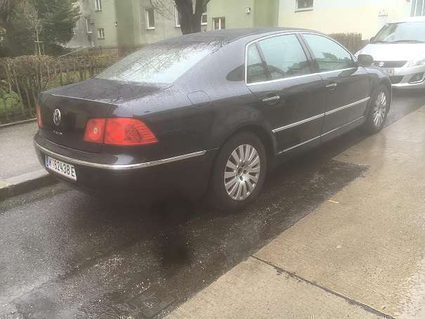 verkauft vw phaeton 3 0 tdi limousine gebraucht 2005 km in wien bezirk. Black Bedroom Furniture Sets. Home Design Ideas