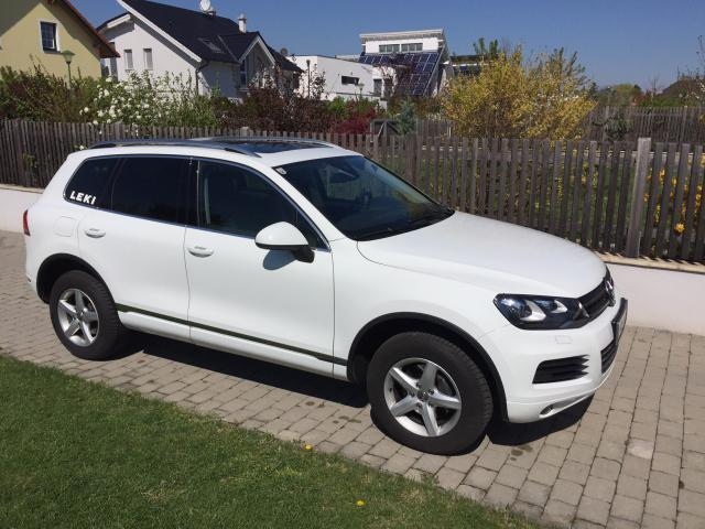 verkauft vw touareg sky v6 tdi bmt4mot gebraucht 2013 km in guntramsdorf. Black Bedroom Furniture Sets. Home Design Ideas