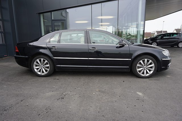 verkauft vw phaeton v6 tdi d pf 4motio gebraucht 2010 km in schwarzenau. Black Bedroom Furniture Sets. Home Design Ideas